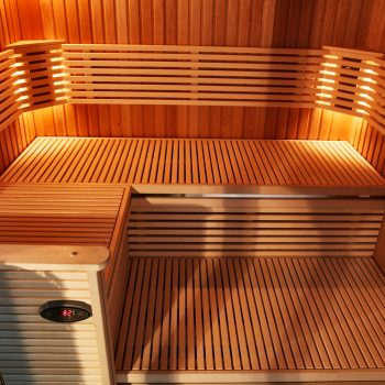 HARVIA traditionele sauna's-02